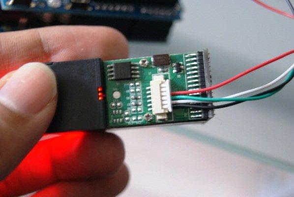 Lector De Huella Digital Con Arduino Hetpro Tutoriales