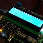 Raspberry Pi Python: LCD