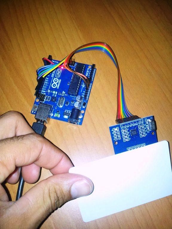 RFID tarjeta tag