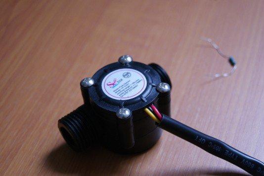 Sensor de Flujo YF-S201