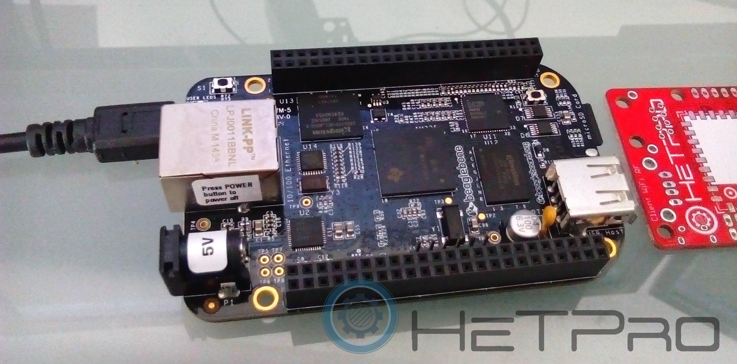 Beaglebone Black GPIO C++