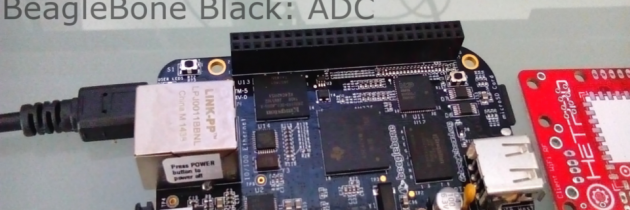 Beaglebone Black ADC