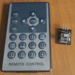 Control IR con Arduino