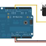 Control de servo con Arduino C#