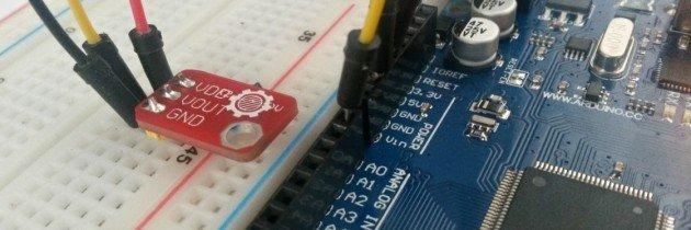 MCP9700, Sensor de temperatura