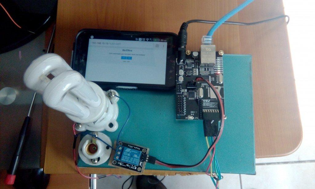 Internet de las Cosas con Arduino