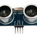 Sensor HC-SR04 para crear una alarma con Arduino.