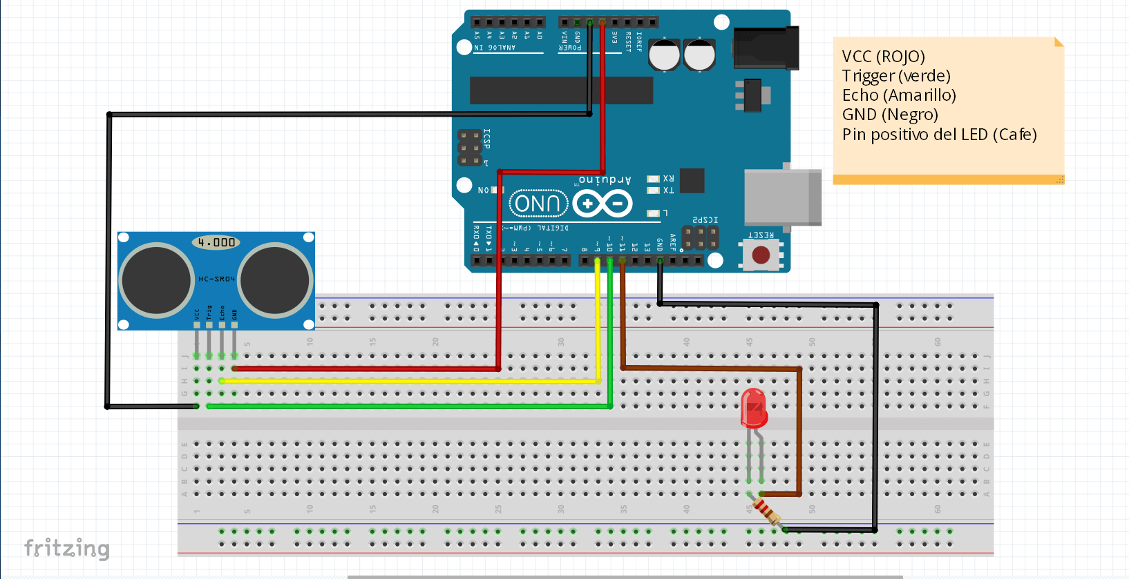 Sensor ultrasónico de montaje del soporte de montaje HC-SR04 smart car arduino Pop S/&K 2 un