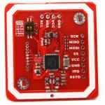 Shield RFID NFC lector PN532 con comunicacion I2C