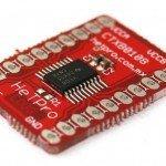 Convertidor de niveles lógicos bidireccional Level Shifter 8ch