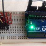 Sensor MCP9808 de temperatura