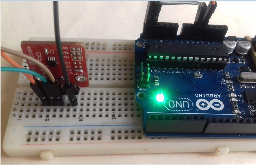 sensor MCP9808