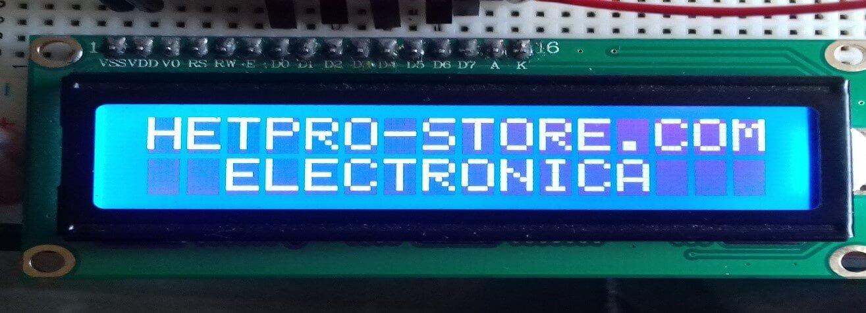 LCD hd44780-7