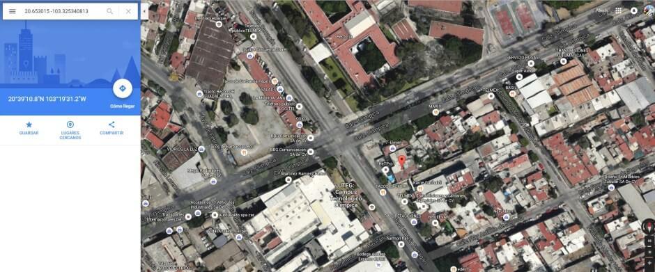 Hetpro con el GPS Shlied Cuantex