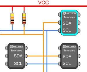 Conexion I2C by hetpro