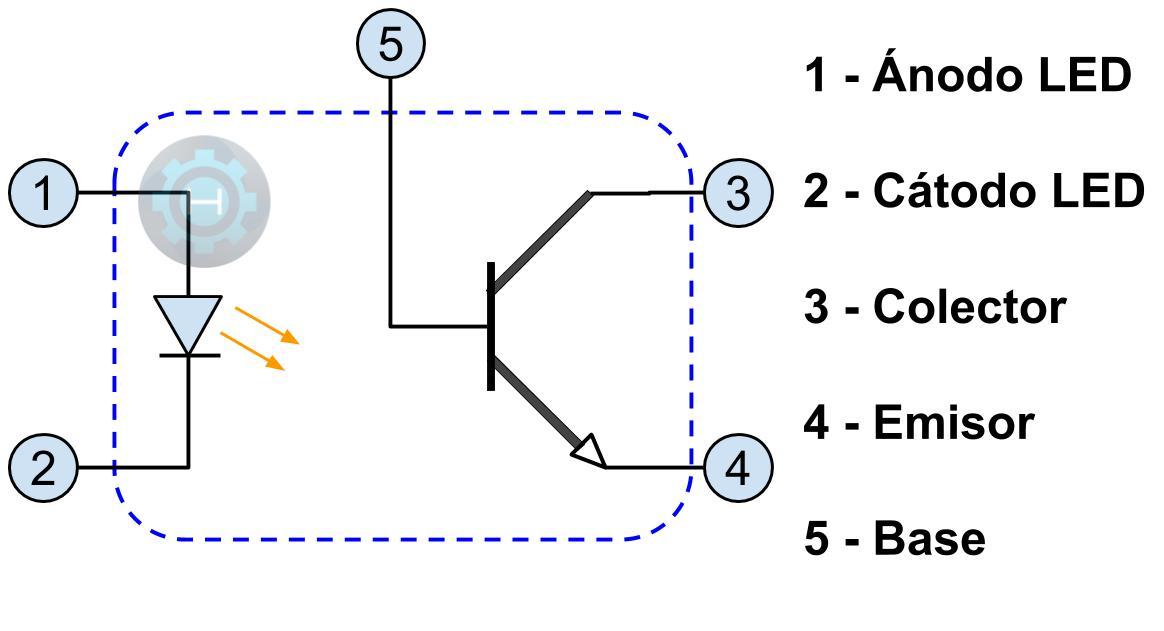 Circuito Optoacoplador : Optoacoplador que és y como funciona hetpro tutoriales
