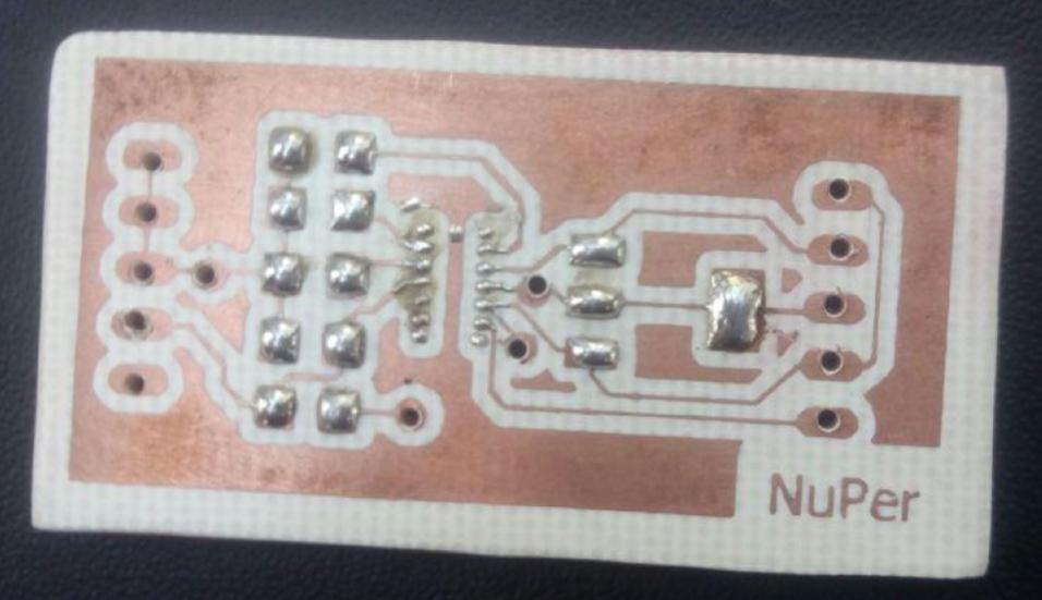 Baquelita Placa Fenólica PCB