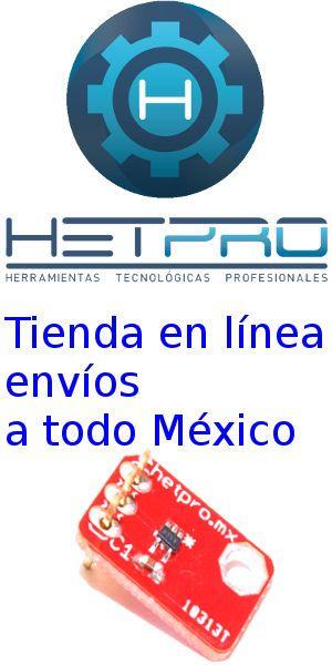 HeTpro Tienda en Línea banner