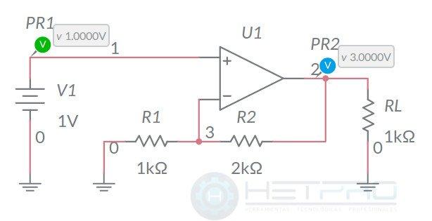 Circuito Operacional : Amplificador operacional qué es y sus configuraciones
