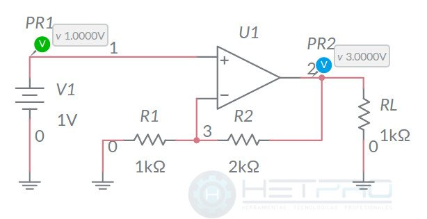 circuito diferenciador con amplificador operacional