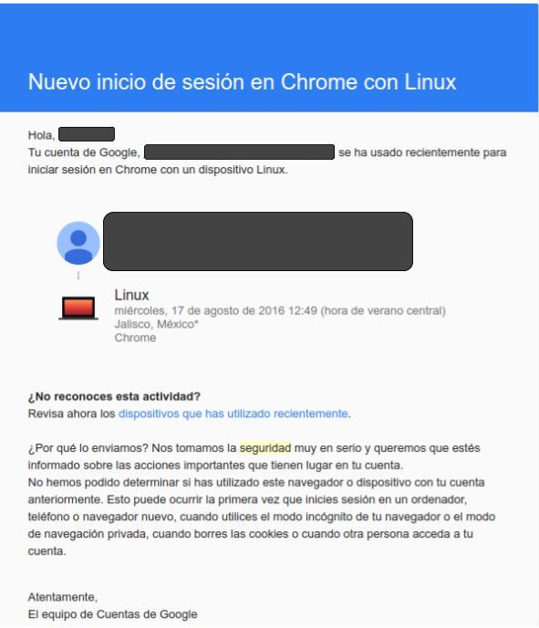 SSMTP para enviar correo electrónico con Ubuntu 16.04