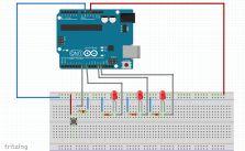 Arduino LED (Con Arduino UNO).