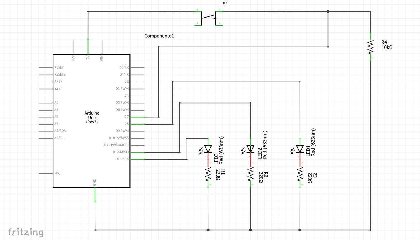 Arduino LED