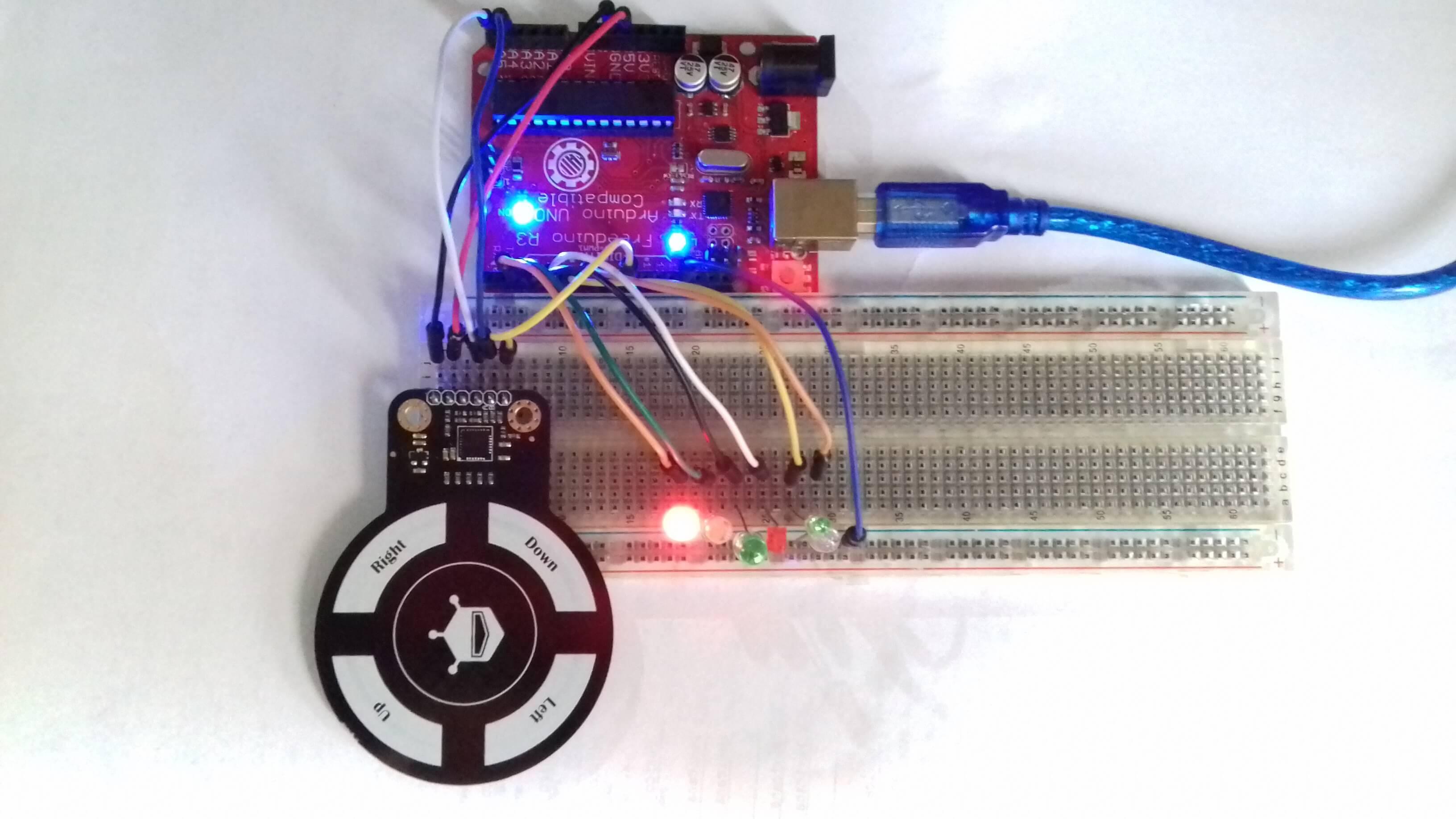 Fig. 4 Funcionamiento del circuito