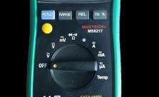 Multímetro Digital: Mediciones