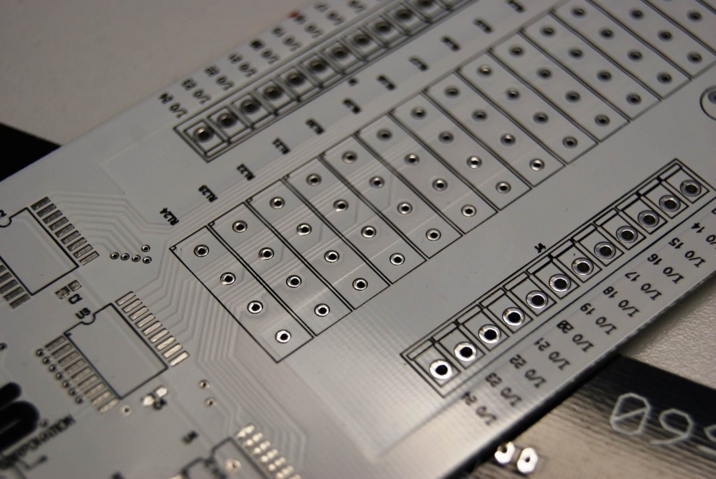 Fabricación de PCB