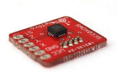 ADXL335-BSS138