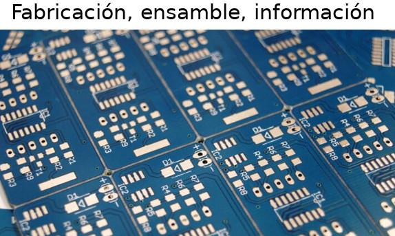 Banner fabricacion PCB