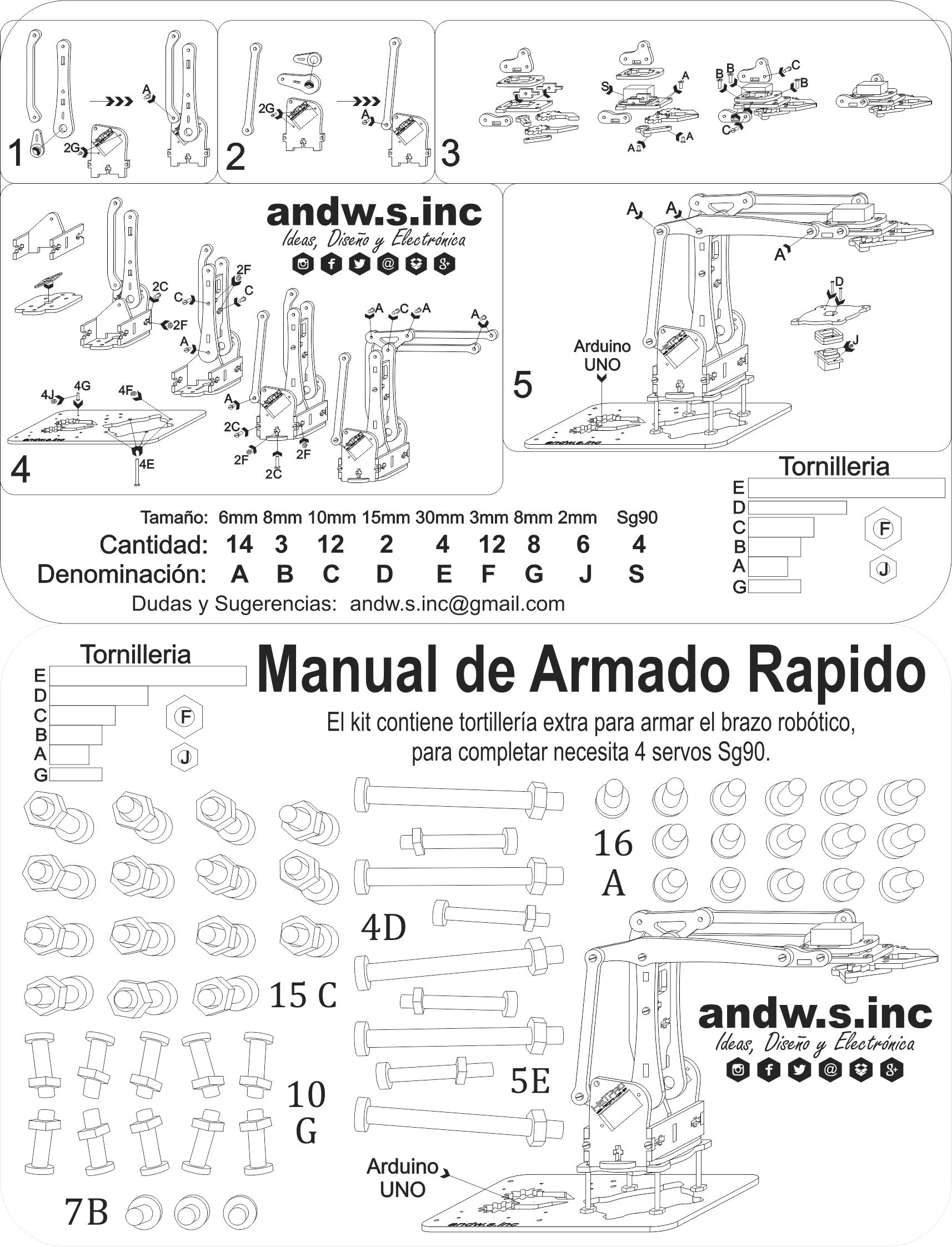 Manual uArm