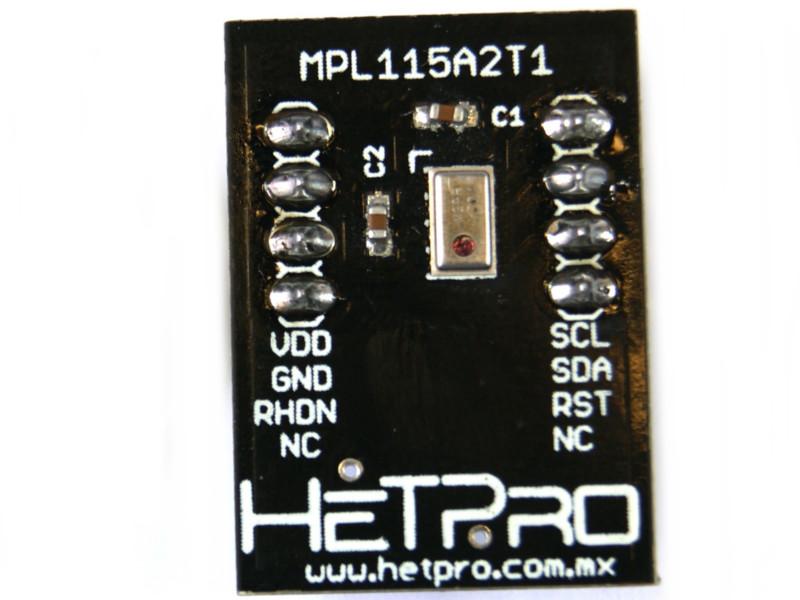 Sensor de presión MPL115A2