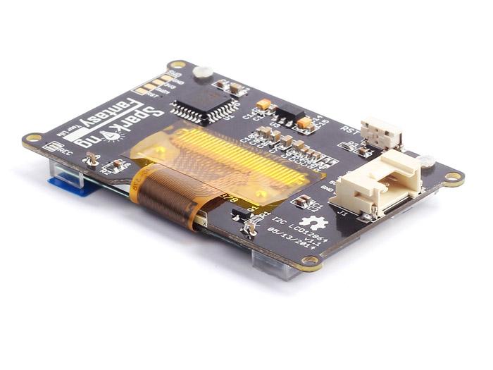 I2C_LCD con conexión de cable Grove