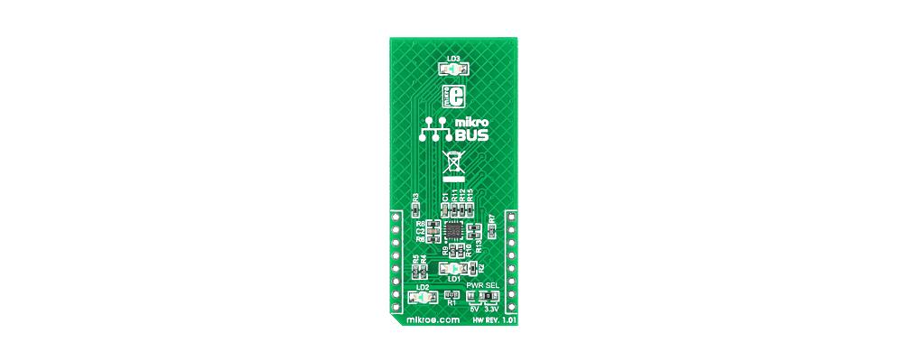 Sensor capacitivo CY8C201A0