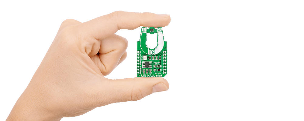 Sensor de efecto HALL MLX90242