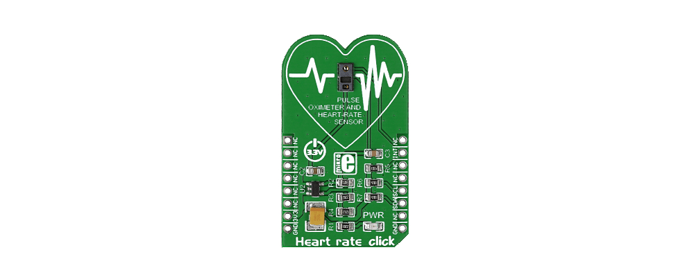 Sensor de frecuencia cardiaca MAX30100