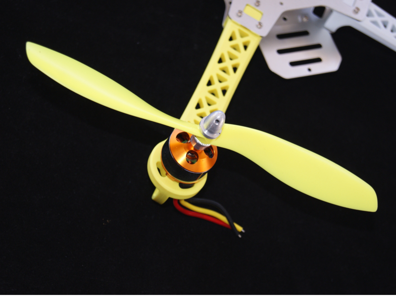 Estructura Quadcopter ST360