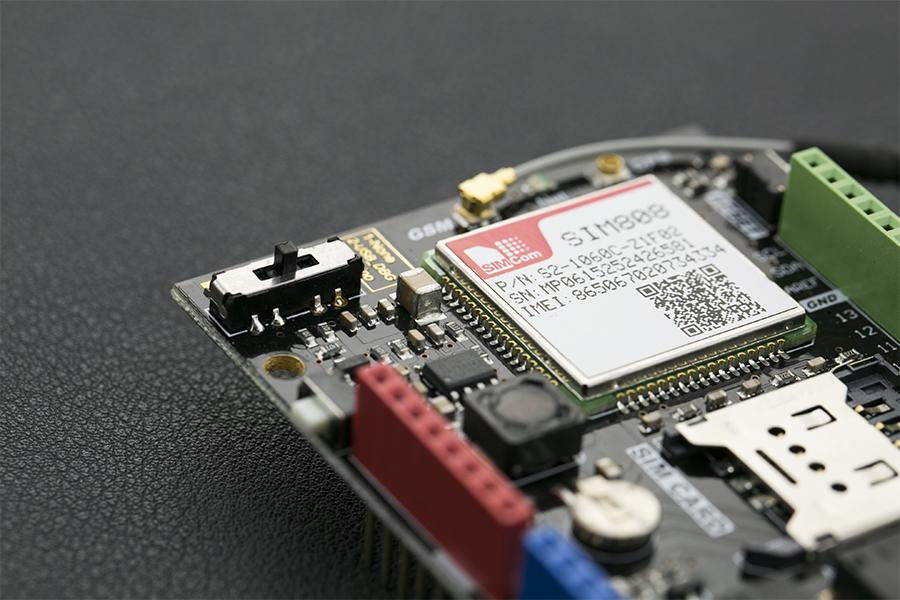 Shield SIM808 GPS/GPRS/GSM