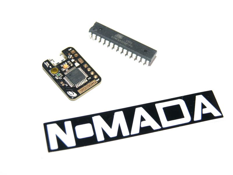 Programador NoMADA ISP+