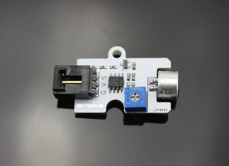 Octopus sensor de sonido
