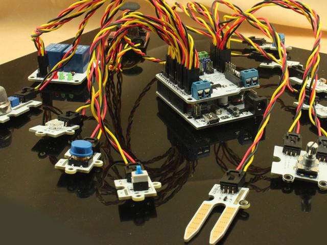 Control remoto infrarrojo