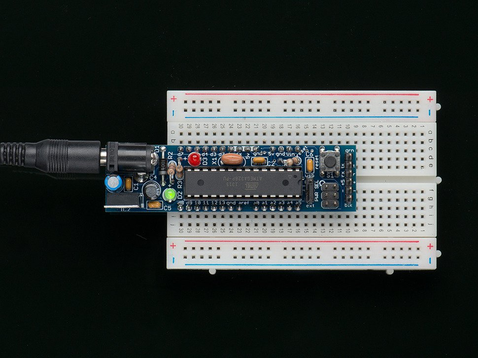 Boarduino kit compatible con arduino incluye ATmega328