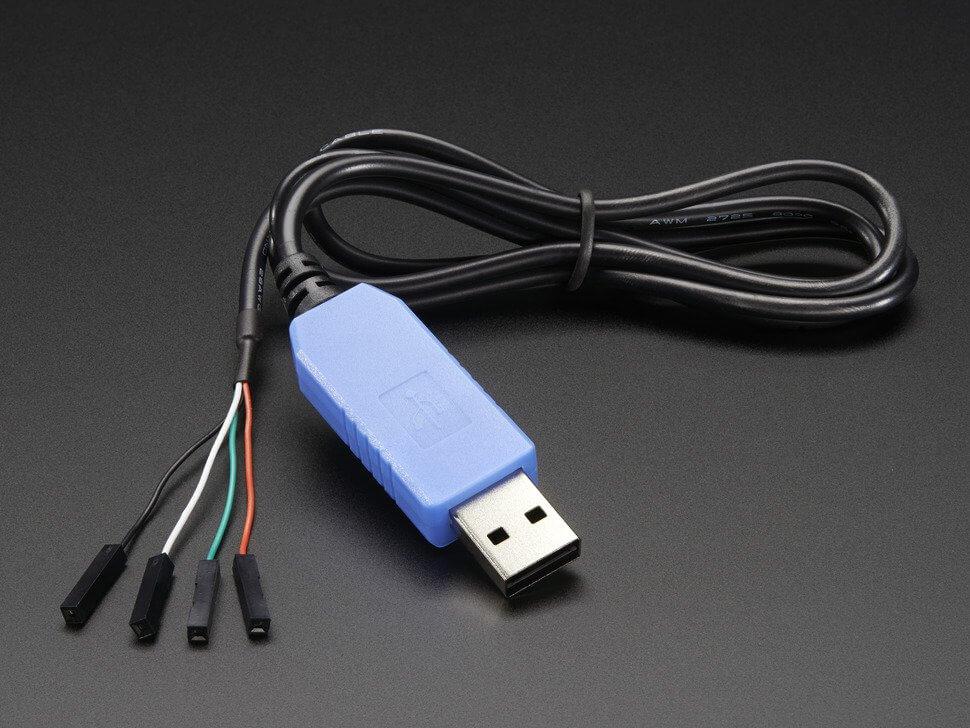 Cable USB-TTL para-Raspberry