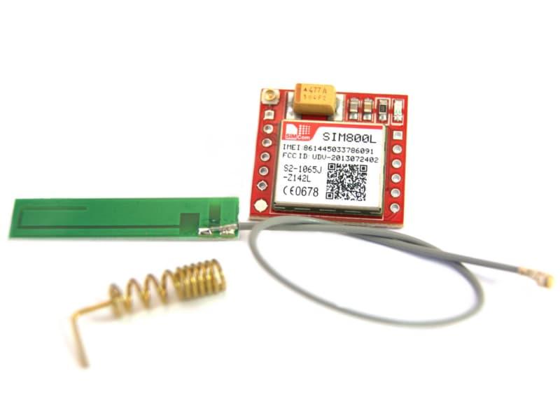 Mini modulo SIM800L