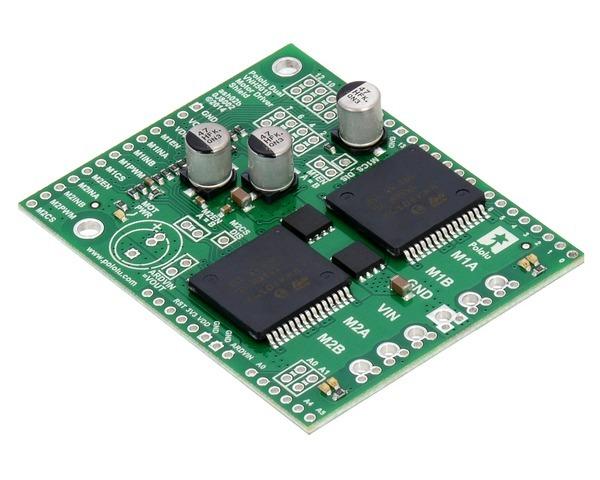 Shield de controlador dual para motores VNH5019