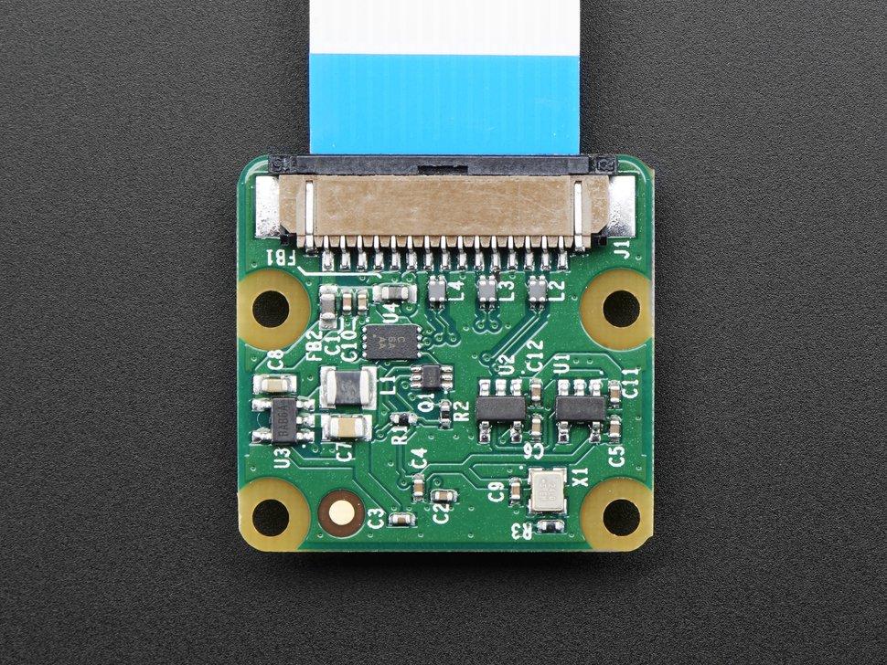 Camara para raspberry Pi V2 8 megapixeles