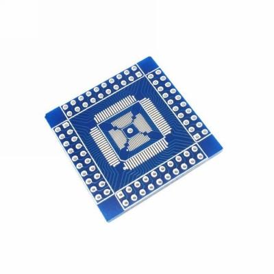 QFN / QFP / TQFP / LQFP 16-80