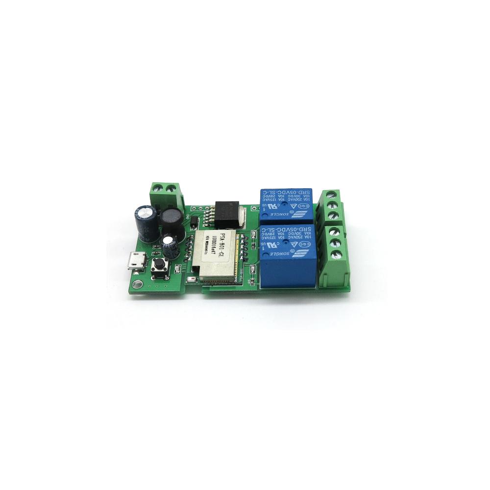 Mòdulo WIFI para control de motor